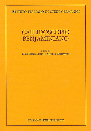 Caleidoscopio benjaminiano
