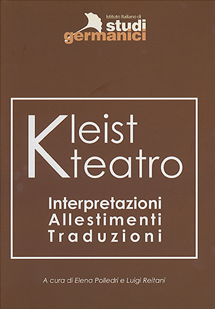 Il teatro di Kleist