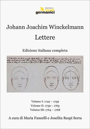 Johann Joachim Winckelmann. Lettere