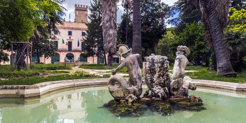 Villa Sciarra